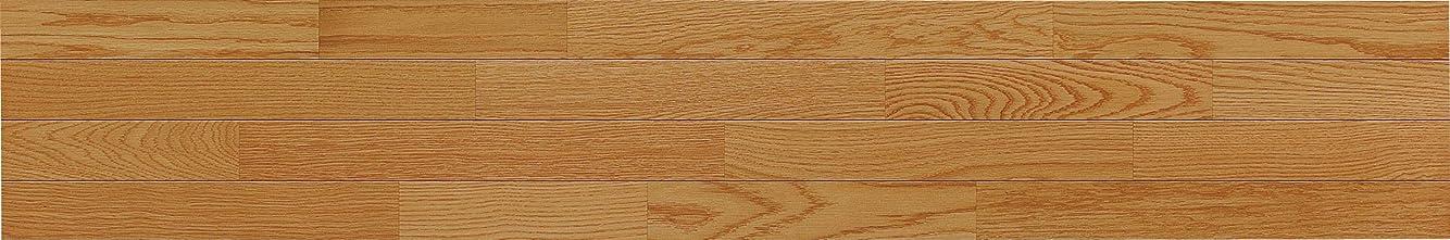 抱擁ウミウシブラスト大建工業(Daiken) 天然木床材 DAZフローリング 6入 YX207-YC 戸建用一般床材 クリアオーカー 奥行30.3×高さ1.2×幅181.8cm