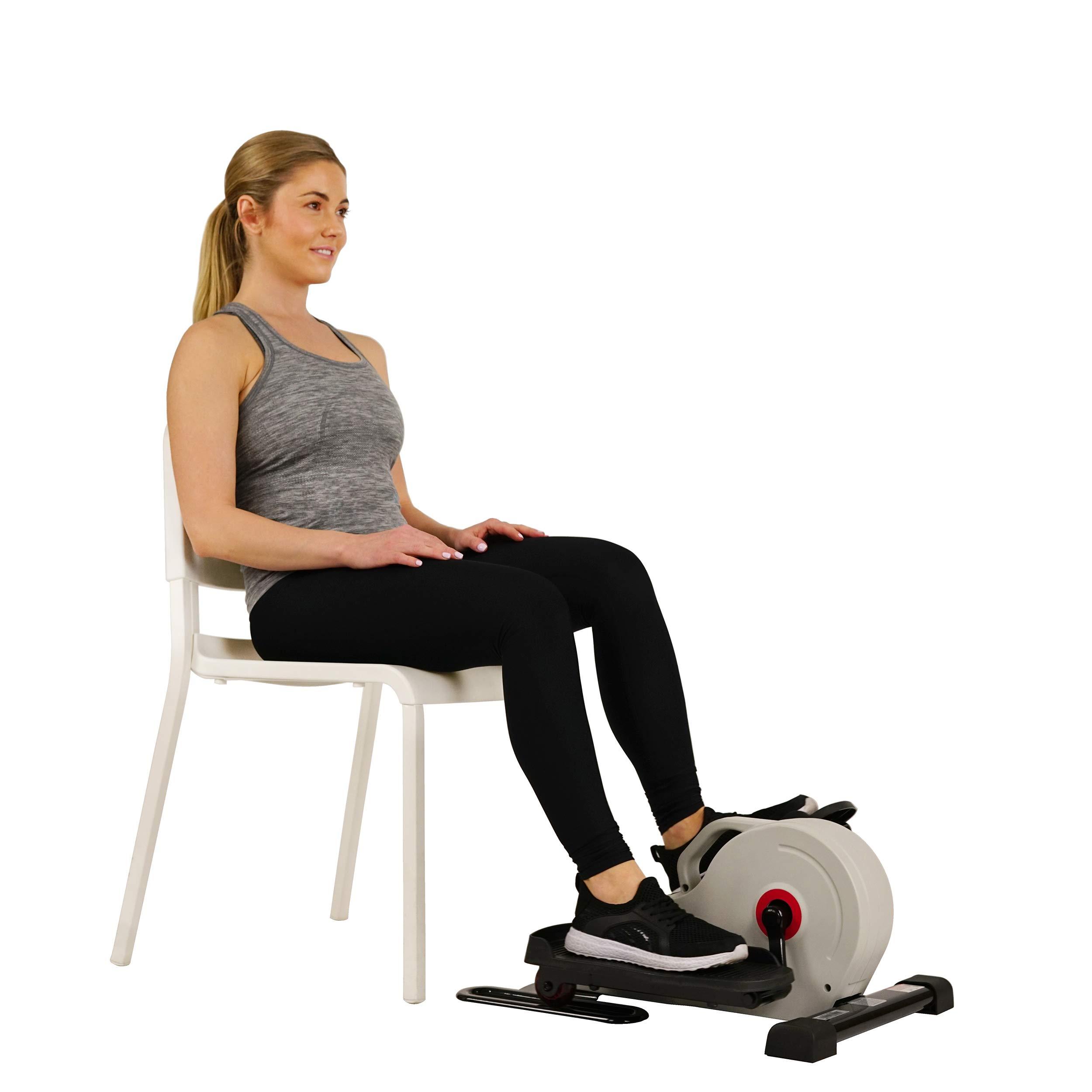 Sunny Health Fitness Assembled Elliptical