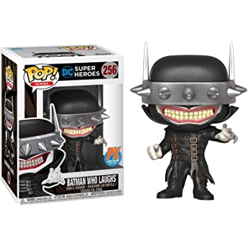 POP BATMAN WHO LAUGHS VINYL FI