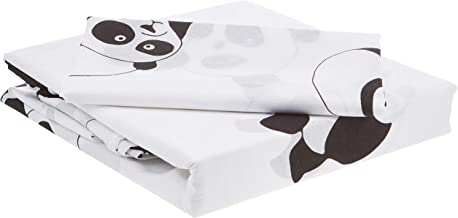 EPONJ Home Single XXL Quilt Cover Set (DE)-PANDA- DUVET COVER: 155 x 200 cm Pillowcase: 80 x 80 cm (1 Piece)