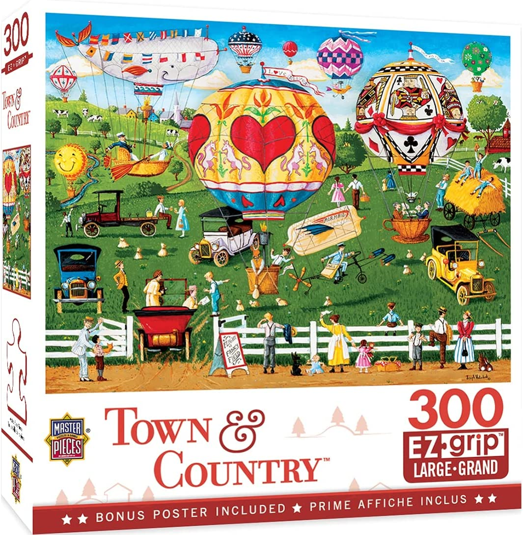 300 Piece Financial Dedication sales sale Jigsaw Puzzle for Adult Flights Kids Or Family - of