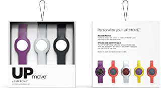 UP MOVE by Jawbone Onyx/Gray/Purple Reg Strap - US