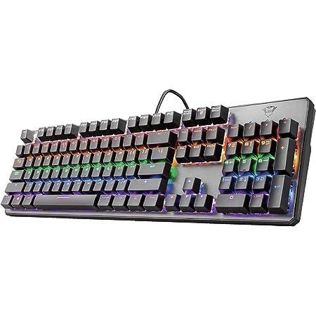 Trust Gaming Gxt 865 Asta Mechanische Tastatur Qwerty Computer Zubehör