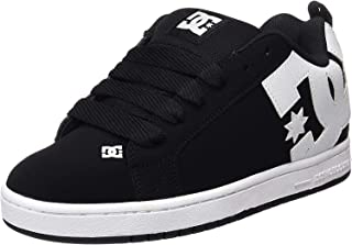 DC Shoes Court Graffik, Scarpe da Skateboard Uomo