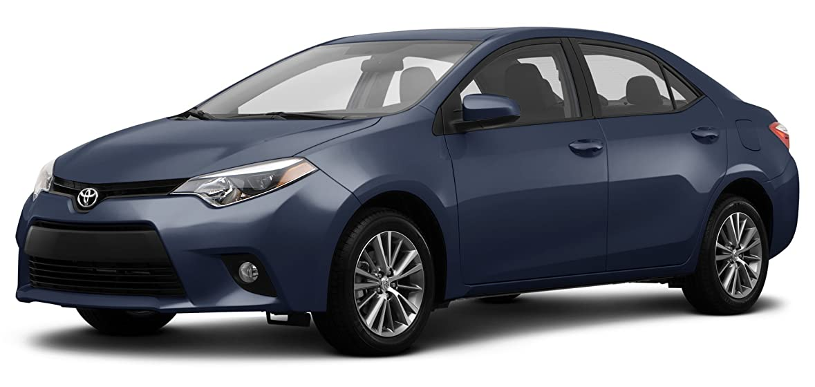 Amazon 2015 Toyota Corolla Reviews and Specs Vehicles