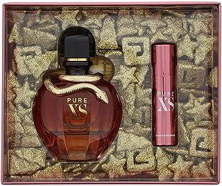 Paco Rabanne Pure Xs Eau De Parfum 80Ml & Edp 10Ml Travel Spray Gift Set