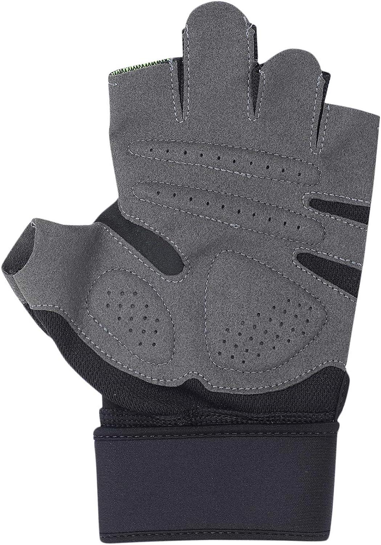 永遠の定番 5%OFF NIKE Unisex's Mens Premium Medium Glove Black Fitness