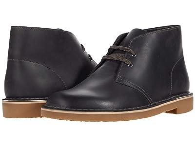 Clarks Bushacre 3 (Grey Leather) Men
