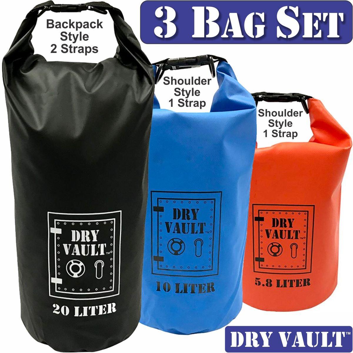 Bag Set WEATHERPROOF WATERPROOF Guaranteed