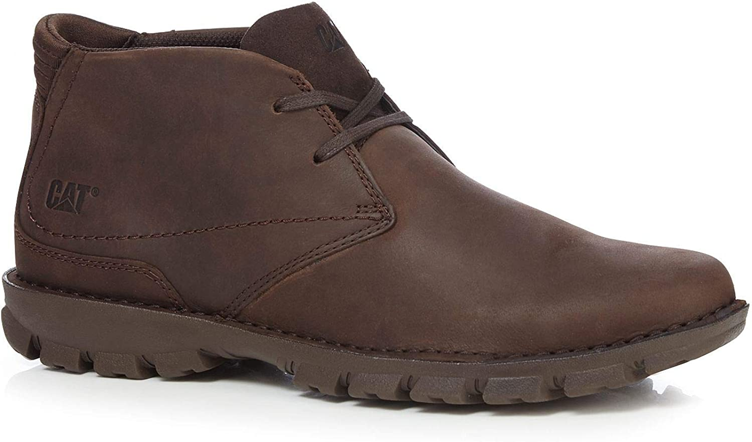 Caterpillar Men Brown 'Mitch' Chukka Boots