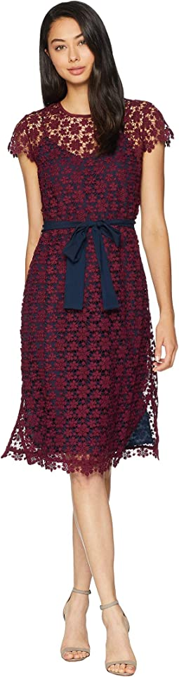 Lydia Guipure Lace Maxi Dress