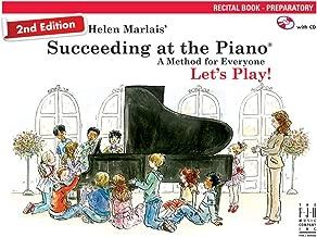 succeeding at the piano marlais