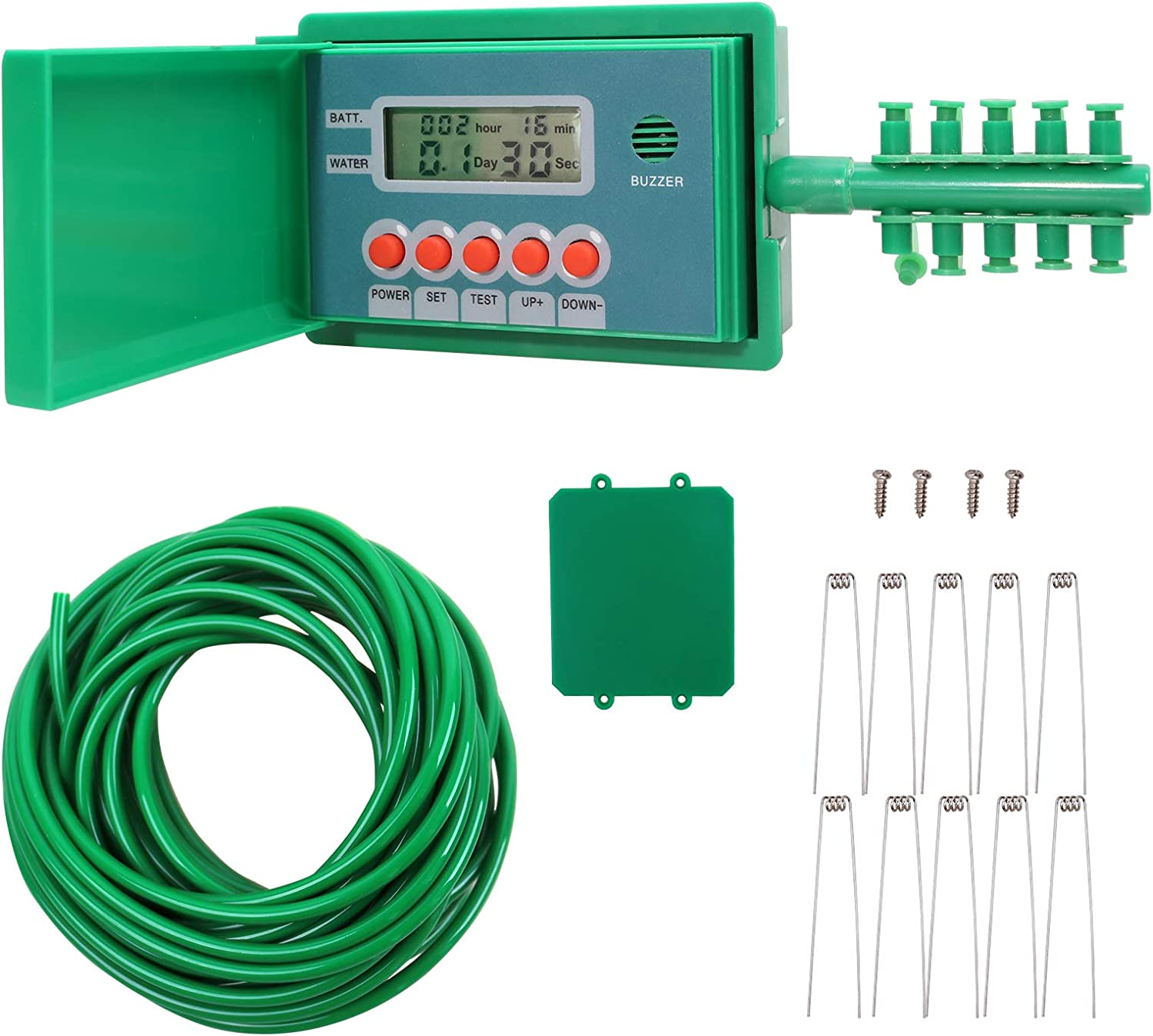 Inshow 55% New item OFF Automatic Drip Irrigation Watering Micro Digit Kits Plant