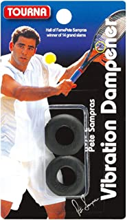 rubber band tennis racket dampener