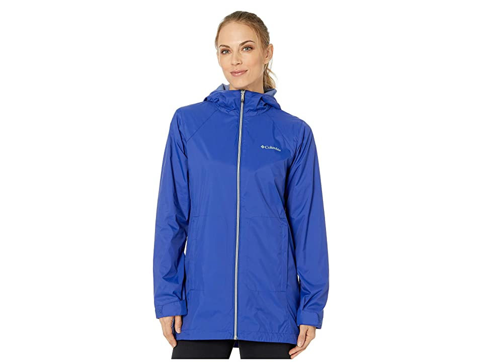 Columbia Switchback Lined Long Jacket (Dynasty) Women