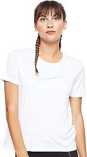Nike Women's Miler Top Ss Hbr1 T-Shirt