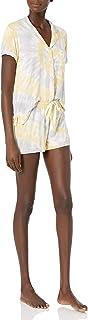 PJ Salvage Women's Loungewear Sunburst Modal Pajama Pj Set