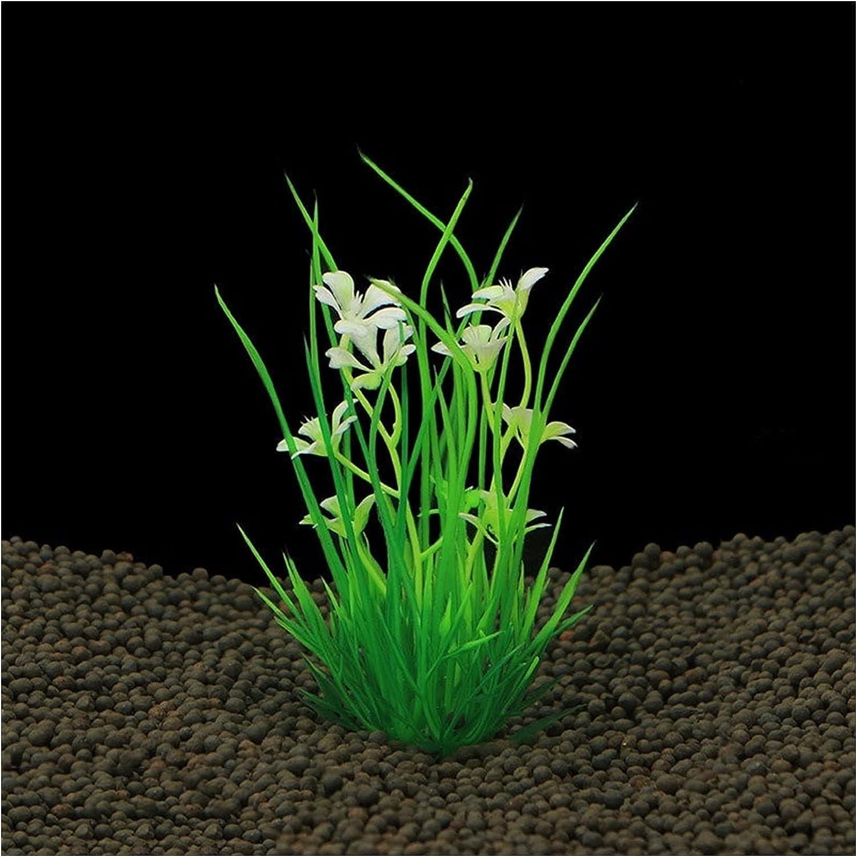 AWWVHI Plastic Water Plants 2PCS Choice Artificial Aq Simulation New arrival