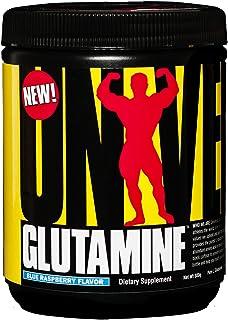 Universal Nutrition Glutamine Powder Supplement - Pure L-Glutamine - Muscle Recovery BCAA - Full 5g of Glutamine per Servi...