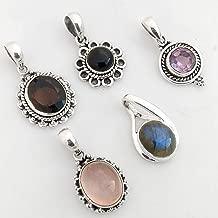 large silver pendants wholesale