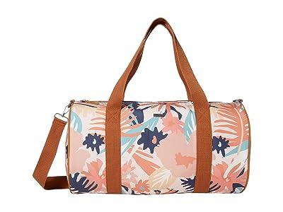 Roxy Lucky Bamboo Duffle Bag (Peach Blush Bright Skies) Bags
