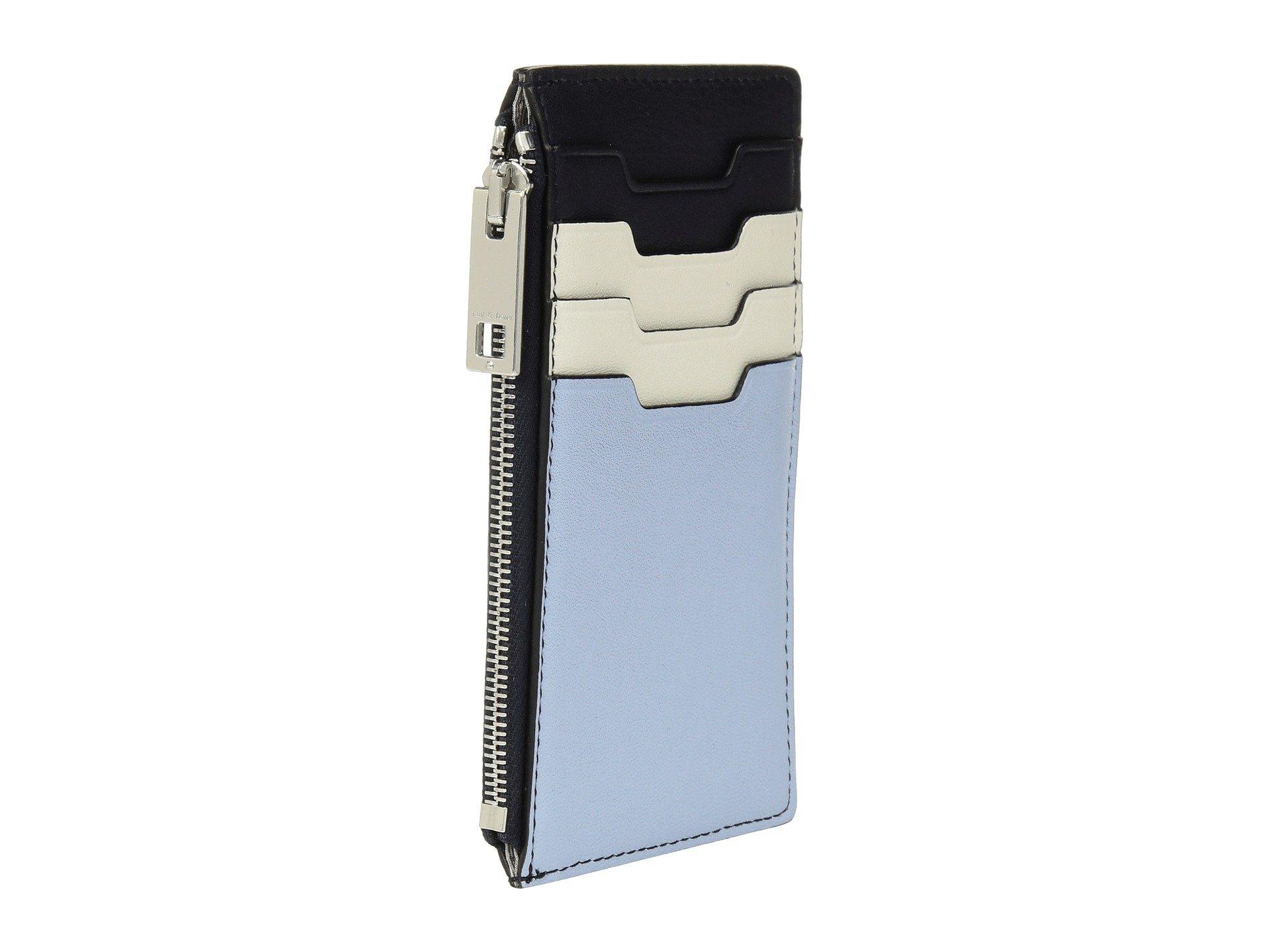 Case Bone Chambray Card amp; Rag Zip Multi BZwqHxI4