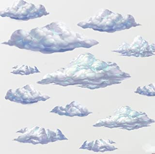 clouds ceiling decor