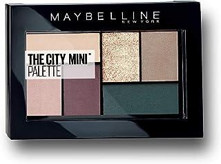 Maybelline New York The City Mini Oogschaduwpalet, 540 Diamond District, beige