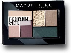 Maybelline New York The City - Paleta de sombras de ojos 540 Diamond District beige
