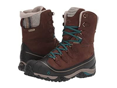 Oboz 8 Sapphire Insulated B-DRY (Chestnut) Women