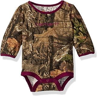 Baby Girls Long Sleeve Bodysuit