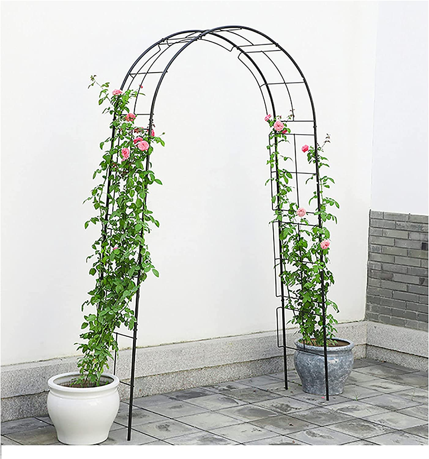 Wrought Japan's largest assortment Sales of SALE items from new works Iron Courtyard Garden Various Arbor for Arch
