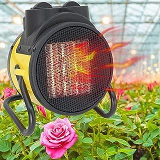 electric fan heater for greenhouse