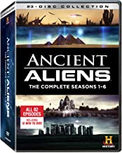 ancient aliens the complete seasons 1 6 dvd