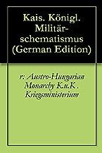 Kais. Königl. Militär-schematismus (German Edition)