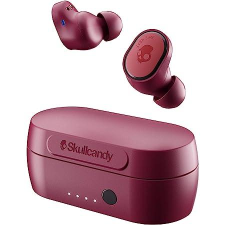 Skullcandy Sesh Evo True Wireless In-Ear Earbud - Deep Red