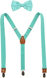 Best bow tie suspenders Reviews