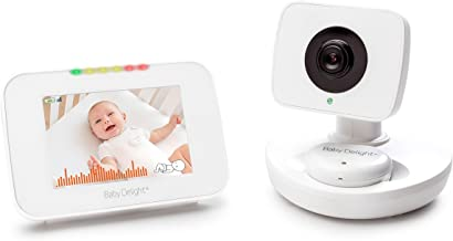 Baby Delight Snuggle Nest Video Baby Monitor with Alarm | 3.5