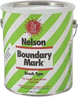 Boundary Marking Paints, Blue, 1 gal.
