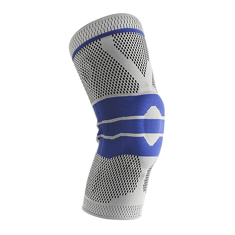 滑り台法令不利益ONO 膝サポーター スポーツ ひざ用サポーター 膝固定 関節靭帯保護 3D縫製 左右兼用 1枚入り