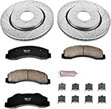 Best 2012 ford f150 brakes and rotors Reviews