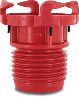 Valterra Red F02-3101 EZ Coupler Valve Adapter