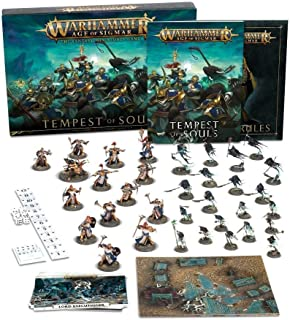 Warhammer Age of Sigmar: Tempest of Souls + Paint