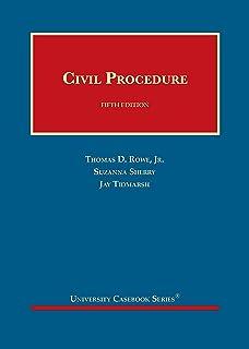 Civil Procedure, 5th - CasebookPlus (University Casebook Series)