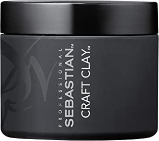 Sebastian Professional Craft Clay Hair Texturiser, Flexiable Hold, 50g