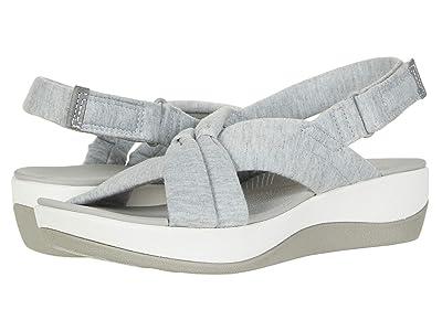 Clarks Arla Belle (Grey Heathered Textile) Women