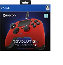 Revolution Pro Controller 2, Red (PS4)