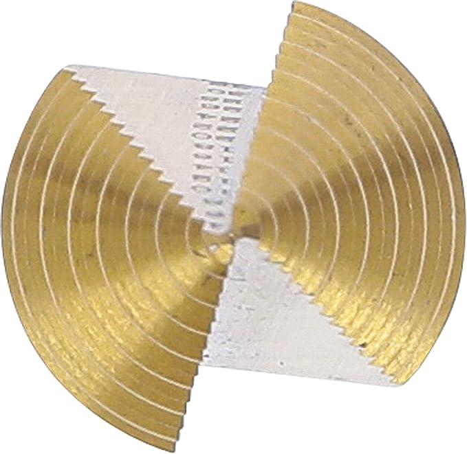 Gold /& 3 St/ück FYstar HSS Titanbeschichteter Stufenbohrer-Satz Sechskantschaft-Stufenkegelbohrer f/ür Metall-Holzbohrloch-Schneidwerkzeuge 4-32 mm + 4-20 mm + 4-12 mm