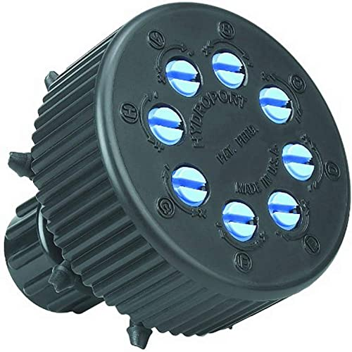 popular Raindrip popular 13800UB Hydro-Port 8 Port Watering Manifold Pack of wholesale 3 online