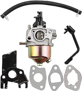 Carburetor + Intake Manifold w/Gasket for Champion Generator Parts Champion Power Equipment 3000 3500 4000 Watt 196cc OHV Engine